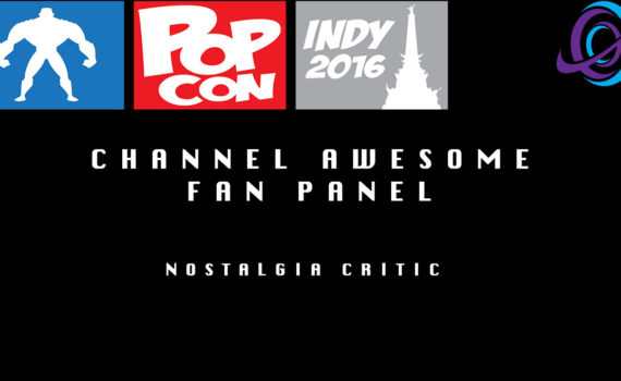 Indy Pop Con Channel Awesome