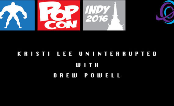 Indy Pop Con Drew Powell