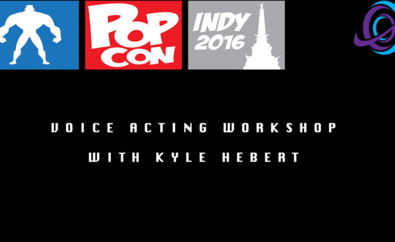 Indy Pop Con VAW Kyle Hebert
